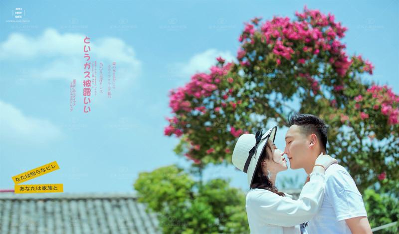 Ms.曾莹 And Mr.李承远